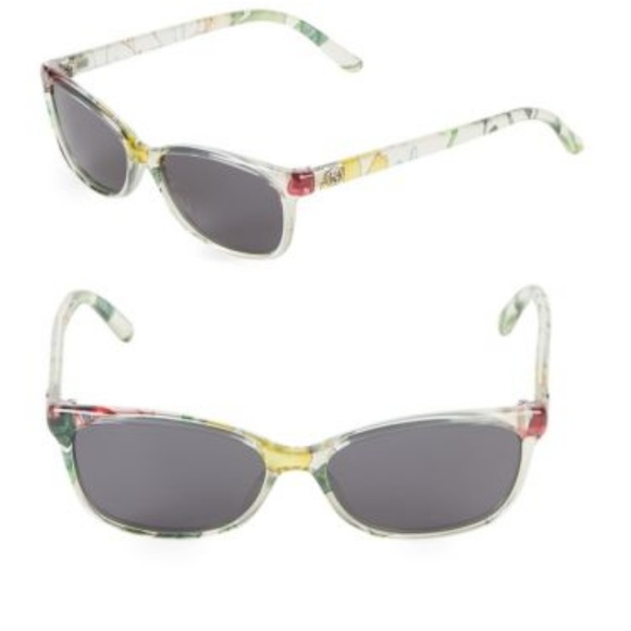 e2f0f928aa Gucci Accessories | Nwt Clear Floral Sunglasses Style 122493386 ...